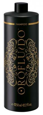 Шампунь для блеска и мягкости волос Revlon Orofluido Shampoo 1000 ml