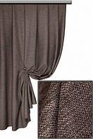 Ткань   Лен Софи 06 серый,  Турция