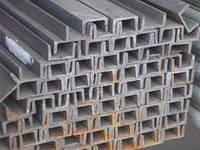 Швеллер 5П стальной, изготовлен по гост