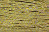 Тесьма тейлон 8мм (50м) желтый+голубой