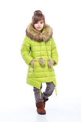 Зимняя верхняя одежда для девочек