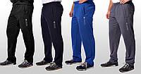 Мужские спортивные штаны из трикотажа. Демисезон