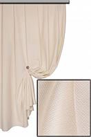 Ткань   Лен Софи 20 кремовый,  Турция