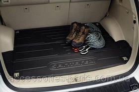 Коврик в багажник Hyundai Santa Fe Новый Оригинал