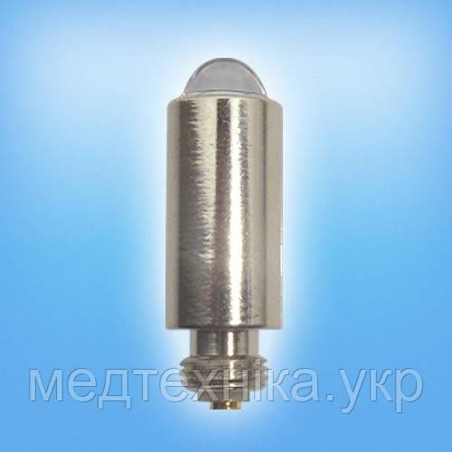 Галогенная лампа WA03100 3.5V для отоскопов, адаптер ручек 73500, осветителей Transill, США