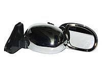 Боковые зеркала наружные заднего вида на для ВАЗ 2101, 2102, 2103, 2106 ЗБ-3252B Chrome на шарнире