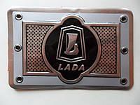 Декоративная накладка наклейка на бензобак LADA