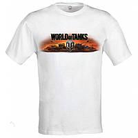 Футболка мужская World of Tanks 07