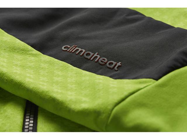 Технология Climaheat: уникальный уровень тепла для зимних тренировок от adidas
