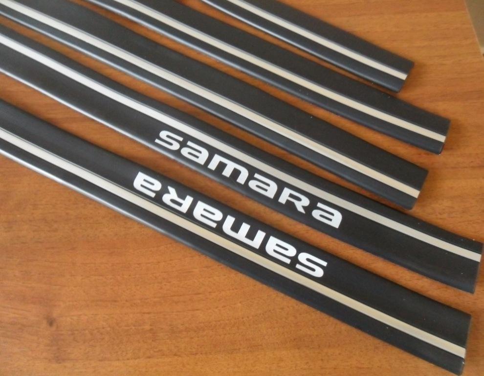 Молдинг SAMARA ВАЗ 2109-099 с хром полосой