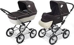Детская коляска-трансформер 2 в 1 Silver Cross Sleepover Elegance