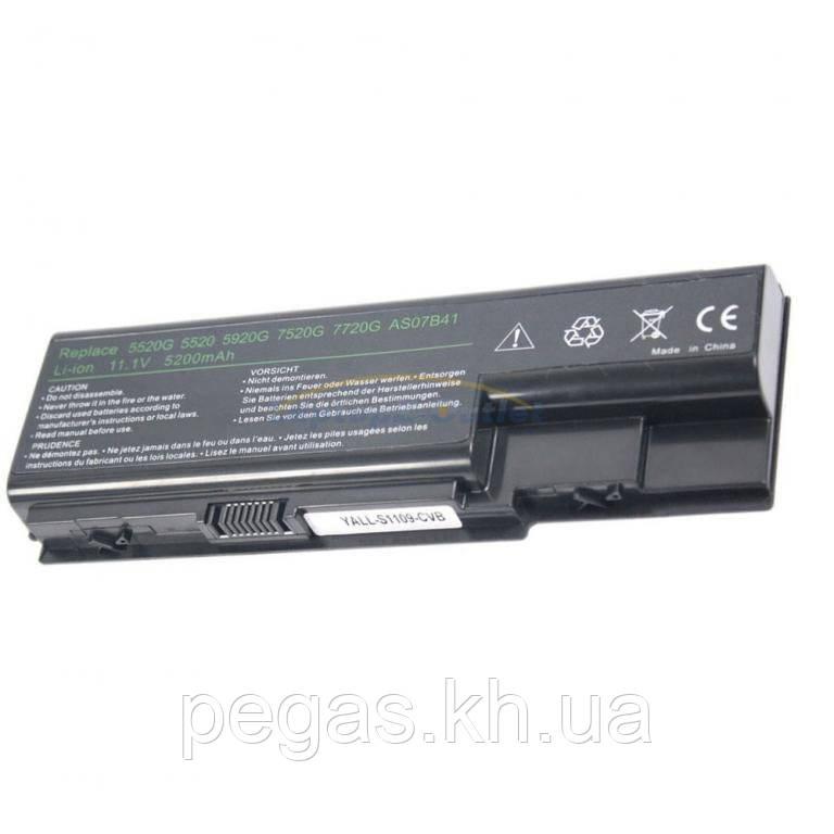 Аккумулятор ноутбука Acer Aspire AS07B31 AS07B32