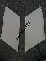 Обшивка задних стоек потолок Ваз 2101 2103 2105 2106 2107 (2шт) завод мягкие на пластике бежевые