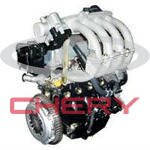 Кольца поршневые комплект на двигатель +0.00 1.1L 472-BJ1004030 Chery 472 (Лицензия)
