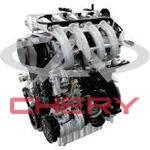 Кольца поршневые комплект на двигатель +0.00 473H-BJ1004030 Chery 473 (Оригинал)