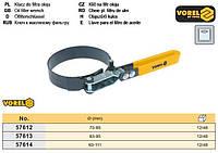 Ключ съемник масляного фильтра 73-85 мм VOREL-57612