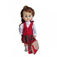 Кукла Милана школьница В203