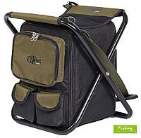 Раскладной стул-рюкзак NORFIN LUTON
