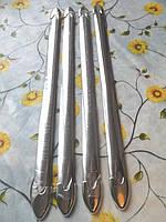 Накладка Защита бампера на скотче 3М А23-101 4 шт