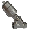 Клапан з пневмоприводом 21IA5T20GC1-5, t=180°C, нж сталь