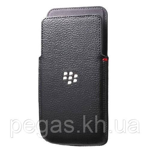 Кожаный чехол для Blackberry Z30. Эксклюзив!