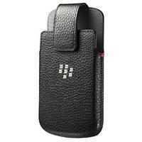 Кожаный чехол для Blackberry Q10. Эксклюзив!