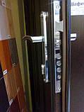 Двері вхідні МЕТАЛЕВІ ширина 1,20 див. висота 2,05 БЕЗКОШТОВНА ДОСТАВКА, фото 5