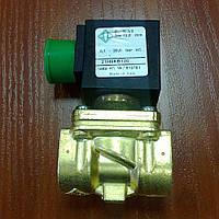 """Электромагнитный клапан для воды 1/2"""" нормально закрытый ODE 21H8KB120"""