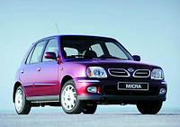 Стекло двери водительской Nissan Micra K11