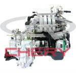 465Q-1004008-01 Поршень двигателя 465 (Оригинал) +0.00 с пальцем 4шт S11 Chery QQ 1.1L Чери QQ