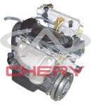 Поршень двигателя с пальцем 4шт +0.00 480EF-1004020 Chery 480 (Лицензия)
