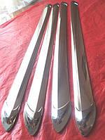 Накладка Защита бампера на скотче 3М 4000L 4 ШТ