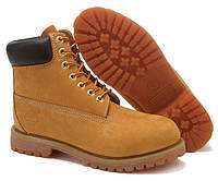 Ботинки Timberland 6 inch Yellow Lite Edition женские