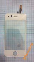 Тачскрин сенсор Apple iPhone 3gs white OEM