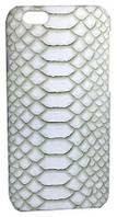 Белый чехол Кожа змеи для Iphone 6 \ 6s , фото 1
