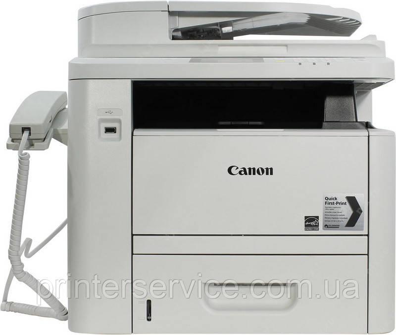 Черно-белое лазерное 4в1 МФУ Canon i-SENSYS MF419X А4, Wi-Fi, DADF, Duplex