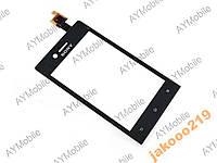 Тачскрин Sony ST23i Xperia Miro сенсор black