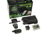 Сигнализация NITEO FX-5 LCD автозапуск