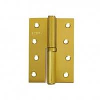 Петли для дверей APECS 100*62-B-GM-L