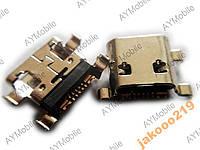Разъем на зарядку Samsung S8000 I8262D I8910