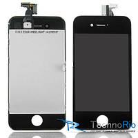 Модуль Дисплей iPhone 4 с тачскрином (черный)