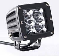 """Дополнительные фары противотуманные LED фонарь 2"""" 5w дальний свет LUX"""