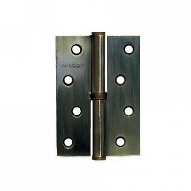 Петли для дверей Apecs 100*62-B-Steel-AB-L