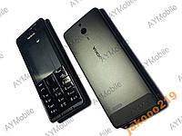 Корпус для мобильного телефона highcopy Nokia 515 black