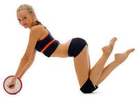 Диски здоровья, ролики гимнастические