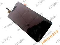 Дисплей сенсор Lenovo P780 чип Synaptic