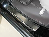 Накладки на пороги Honda CR-V 4 (2012->)