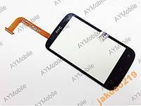 Тачскрин HTC A320e Desire C black