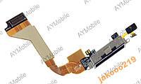 Шлейф iPhone 4s с разъемом на зарядку