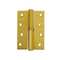 Петли для дверей APECS 100*62-B-Steel-GM-L
